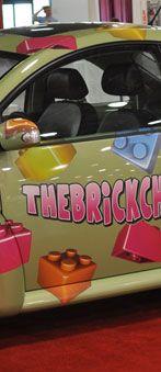 BrickFair LEGO Convention, August 4 - 5, 2012