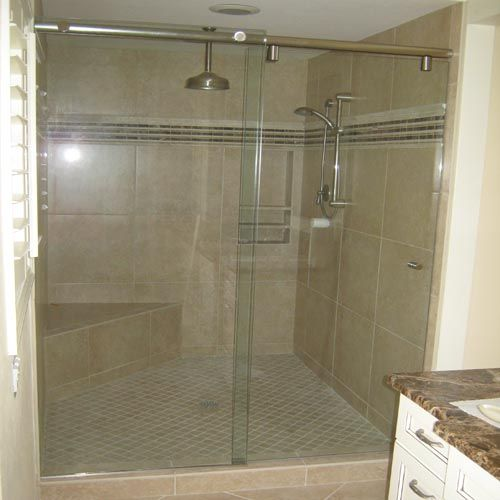 Bathroom Remodel Cost Florida: ... And Mirror Offers Hydroslide Showers In