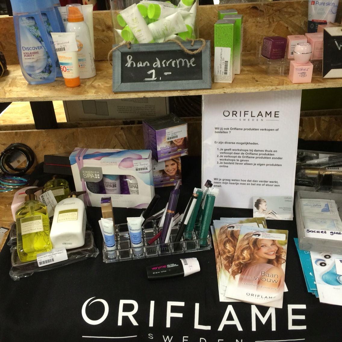 Oriflame producten