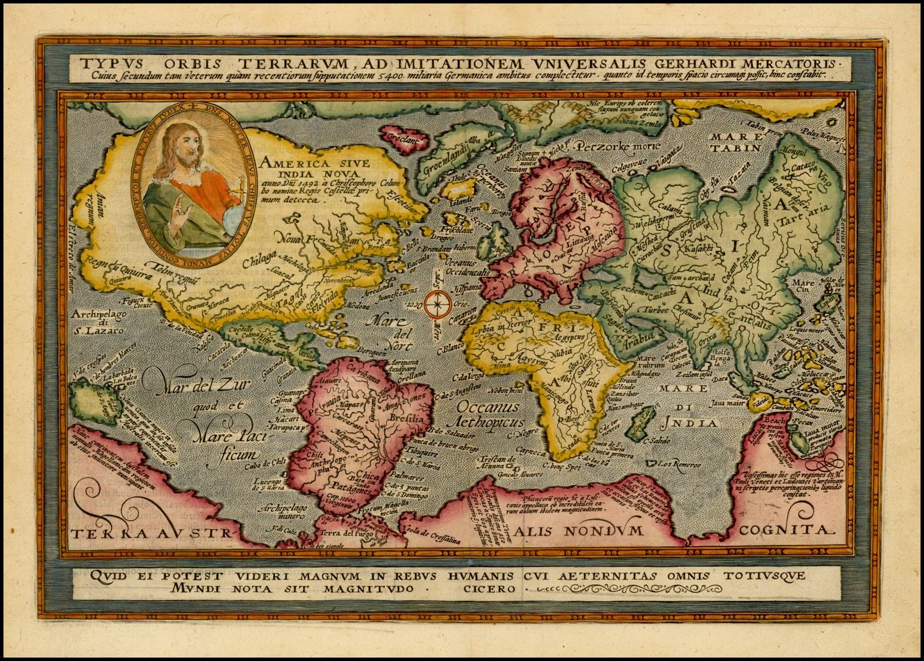 world map 1600s | Old maps | Map, Vintage world maps, Old maps