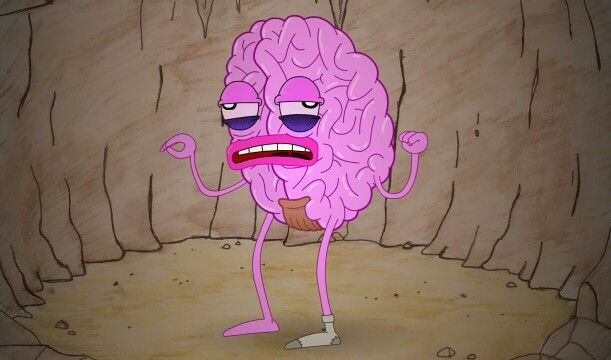 Brain John Paine Brain Meme Train Your Brain Brain Gif