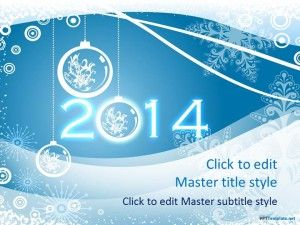 Free Winter  Ppt Template  Winter     Ppt