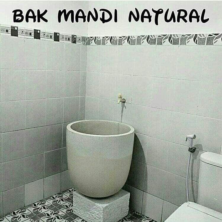 Bak Mandi Unik Simple Bathroom Bathroom Design Small Small Bathroom Minimalist bathroom design 1x1 desain