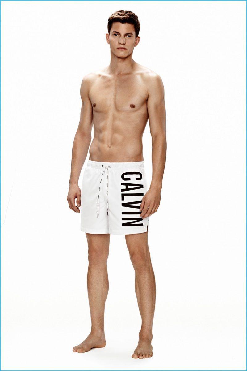 Calvin Klein 2016 Men s Swimwear e9337bf6aa