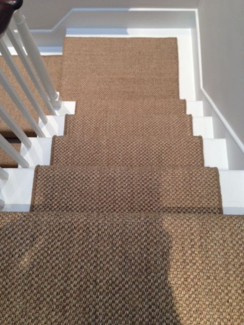 sisal carpet stairs 08