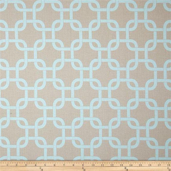 Clearance Premier Prints Gotcha Powder Blue Twill Home Decorating Fabric By The Yard