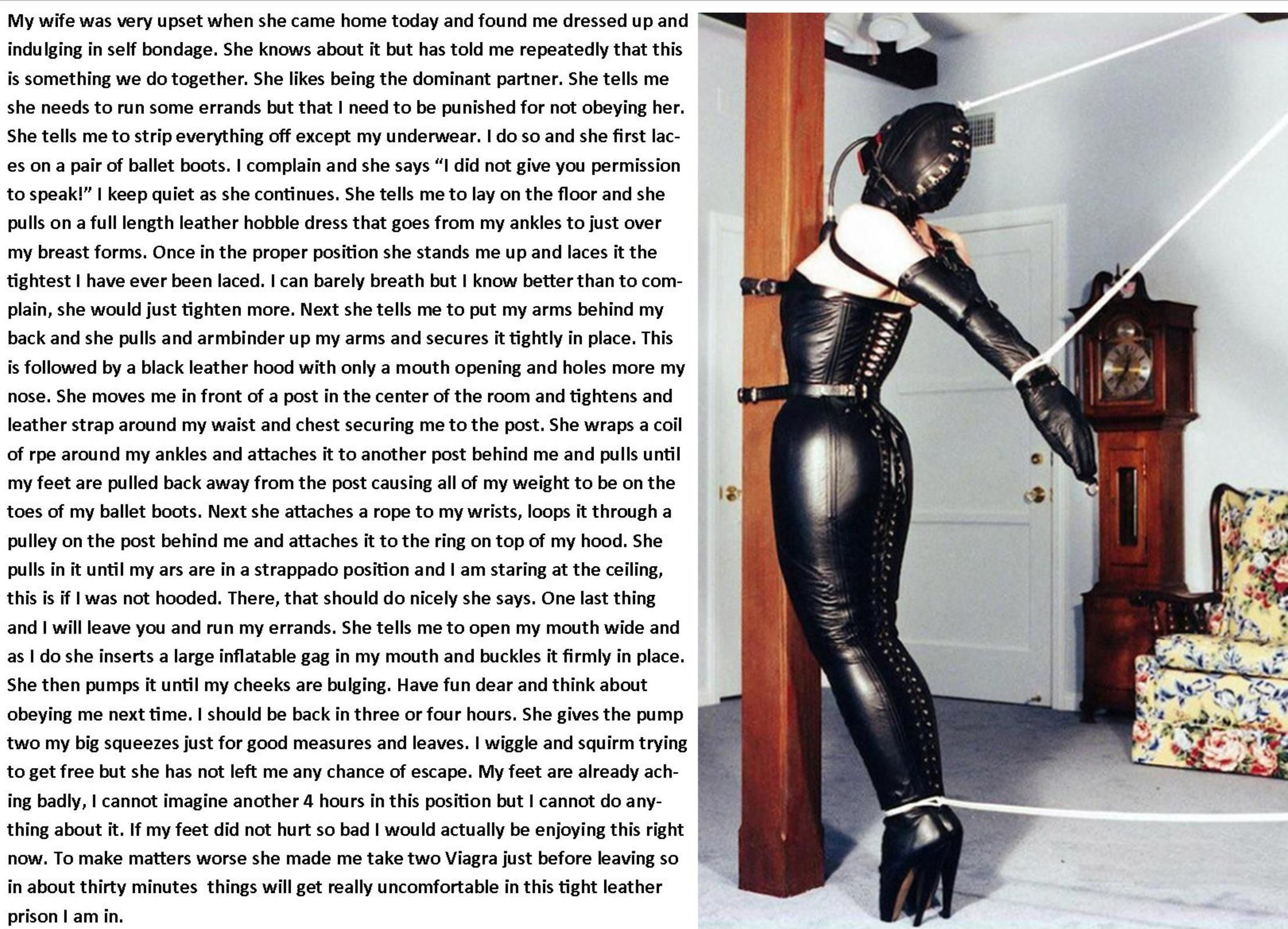 Free bondage fiction stories, nice bobs mature pics