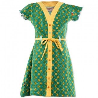 Shout To The Top, jurkje (14S1666) | 4funkyflavours babykleding en kinderkleding shop