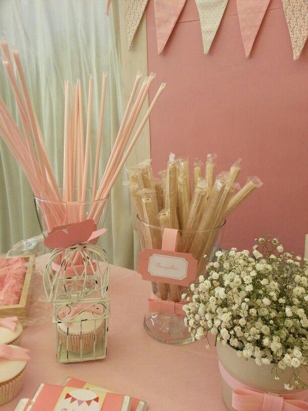 Dise o y decoraci n de eventos sevilla mesa dulce - Decoracion fiestas vintage ...