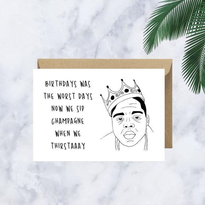 Pin By Katrina Hutchins On Notorious 40th Etsy Printable Art Etsy Digital Art Birthday Cards