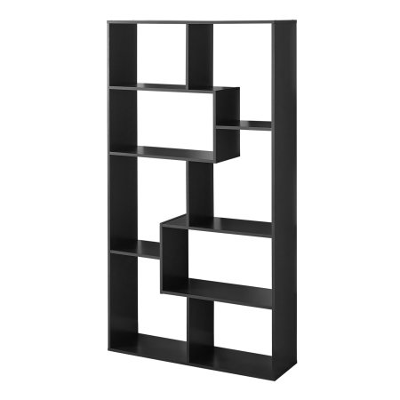 Mainstays 8 Cube Bookcase White Or Espresso Brown Cube