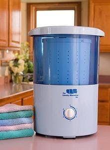 Wonderwash Portable Washing Machine Mini Spin Dryer Spin