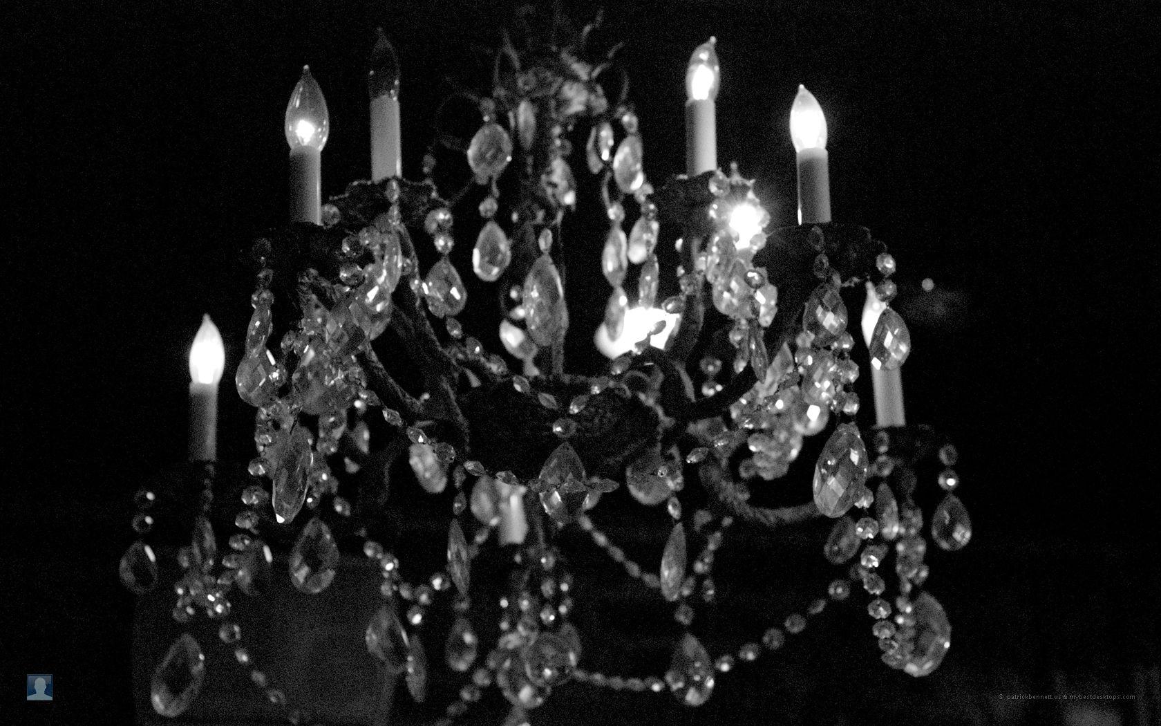 Chandelier Black Chandelier Wallpaper Ceiling Lights