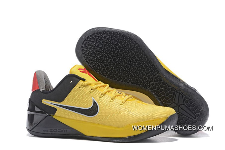 Nike Kobe 12 A.D. (Bruce Lee) For Sale, Price: $89.53 - Women Puma Shoes,  Puma Shoes for Women