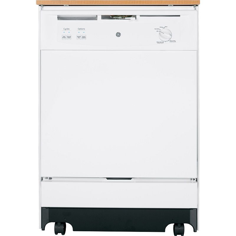 GE ENERGY STAR Convertible Portable Dishwasher