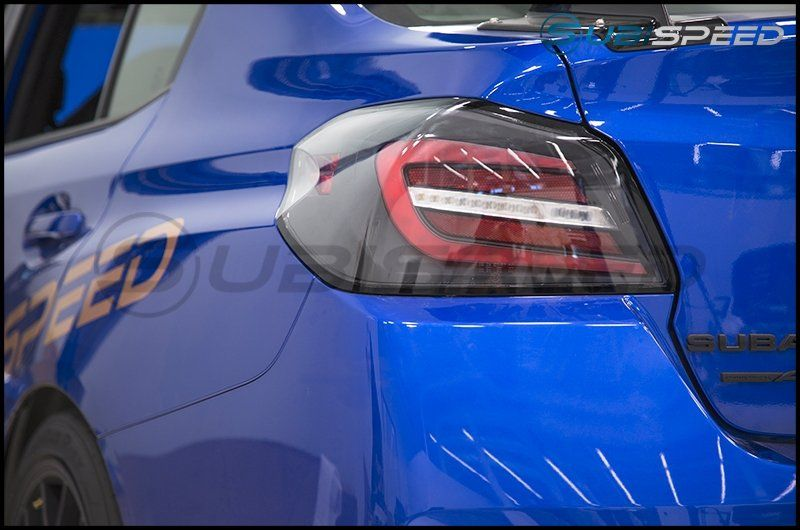 V2 Sequential Tail Light - 2015+ WRX / STI | Subispeed