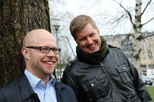 Pojat talkoissa Joensuulaisen nuorison hyväksi #tekojanuorille