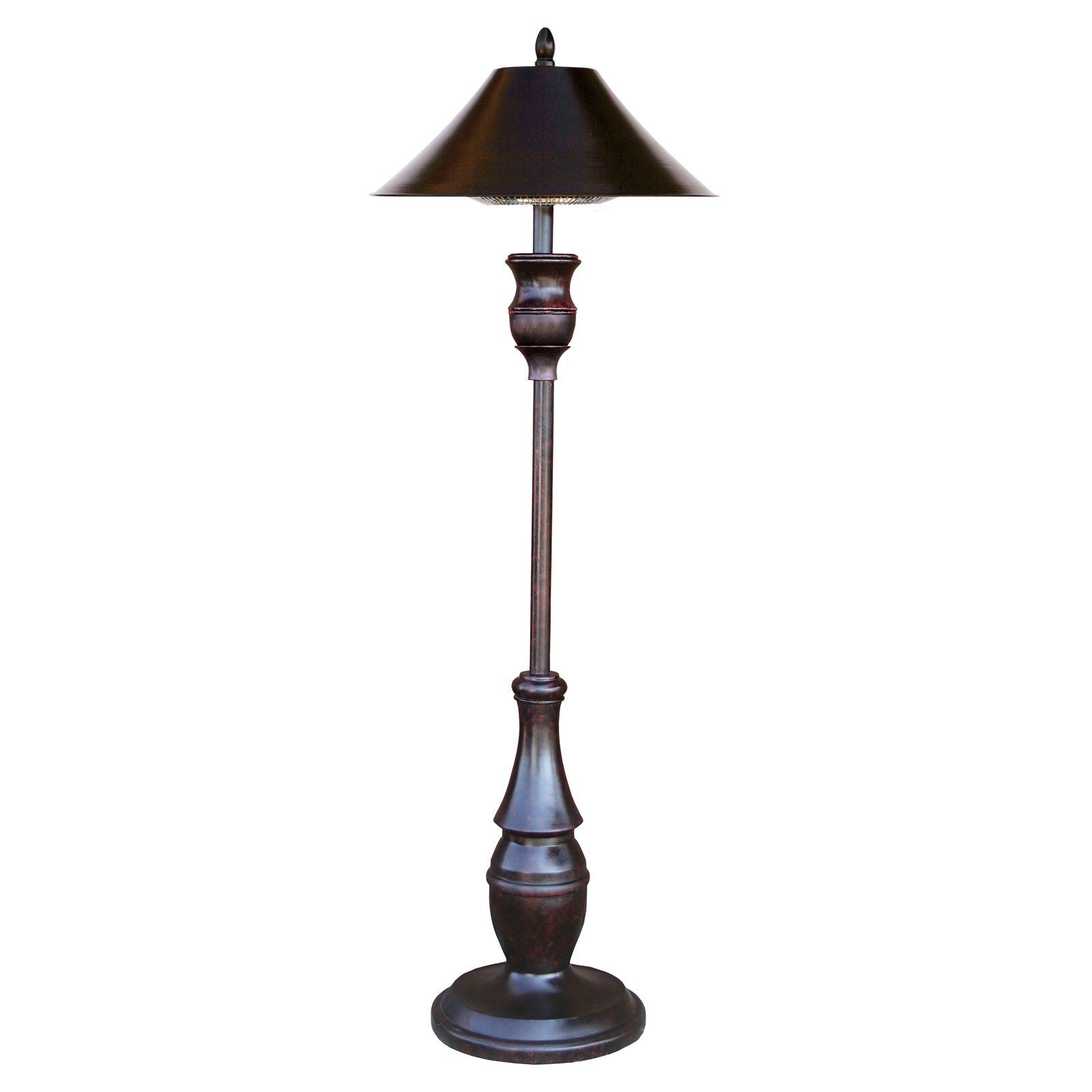 Northgate floor lamp electric outdoor patio heater from hayneedle