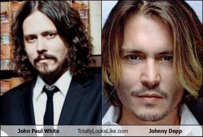 John Paul White Of The Civil Wars Looks Just Like Johnny Depp