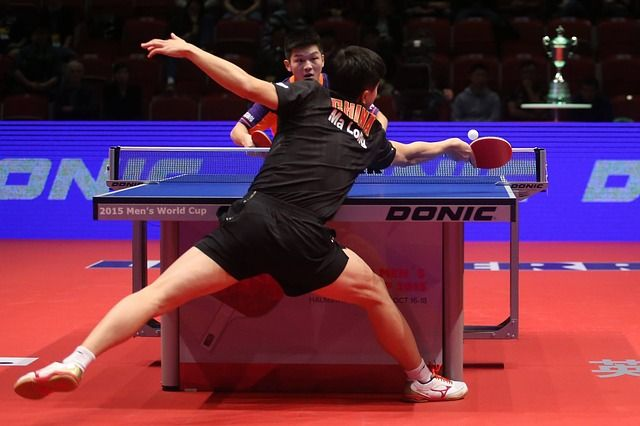Differences Between Table Tennis And Ping Pong Table Tennis Table Tennis Rubber Tennis Videos