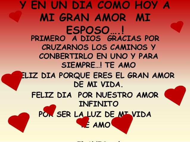 Tarjetas Por El Dia De San Valentin Para Mi Esposo Tarjetasporeldiadesanvalentinparamiesposo Feliz Día De San Valentín Frases Para Mi Esposo Feliz Día
