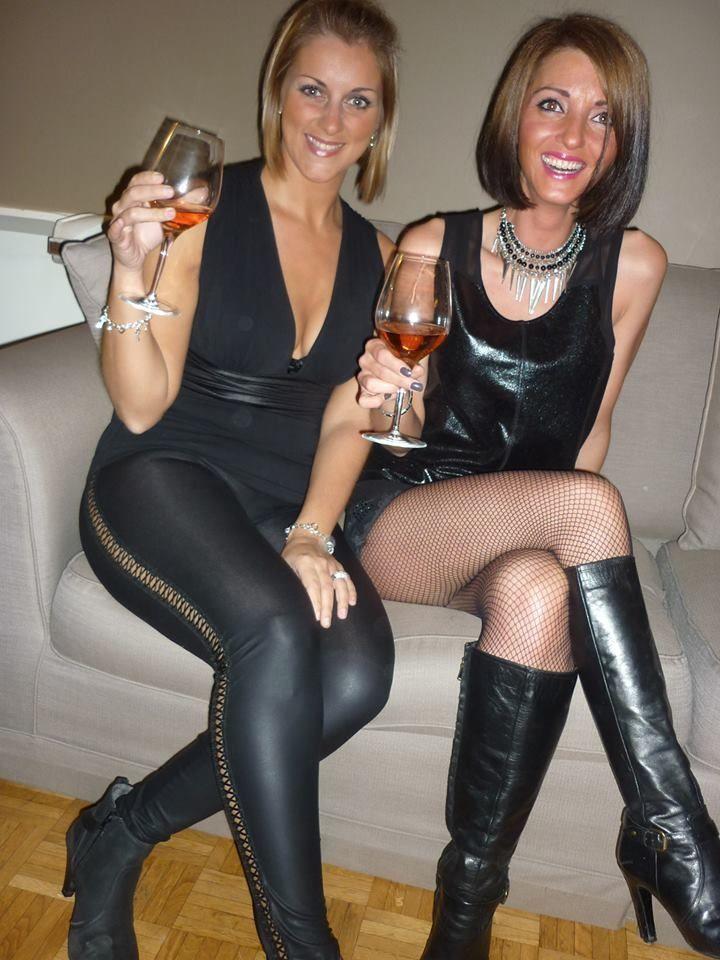 German Lesbian Amateur Swingers