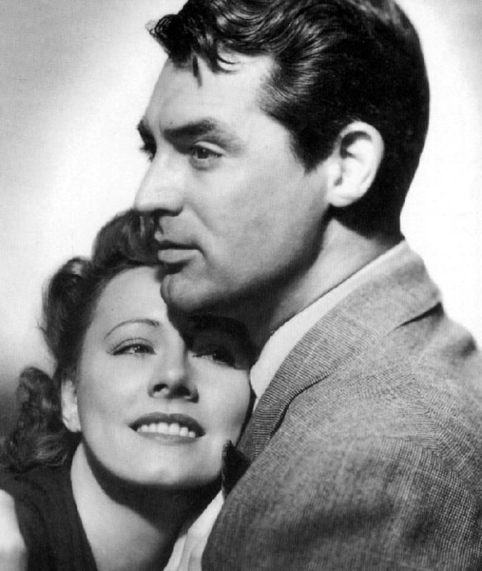 Irene and Cary