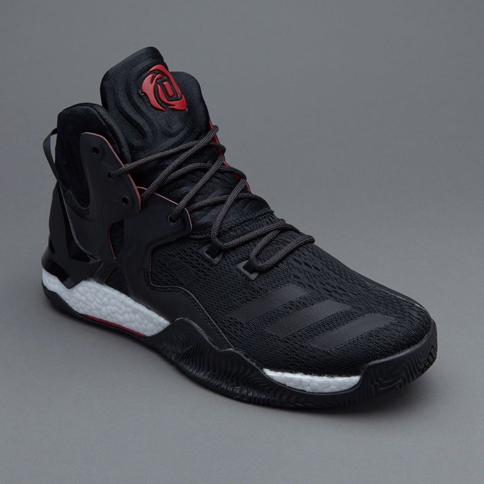 sports shoes 40486 e0c7c adidas D Rose 7 Away - Black