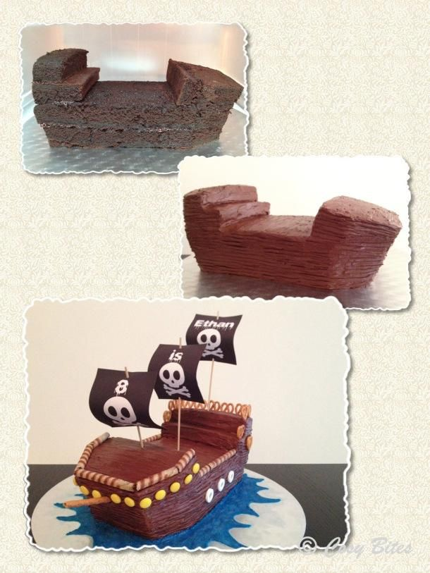 Pirate Cakes On Pinterest Circus Cakes Toy Story Cakes