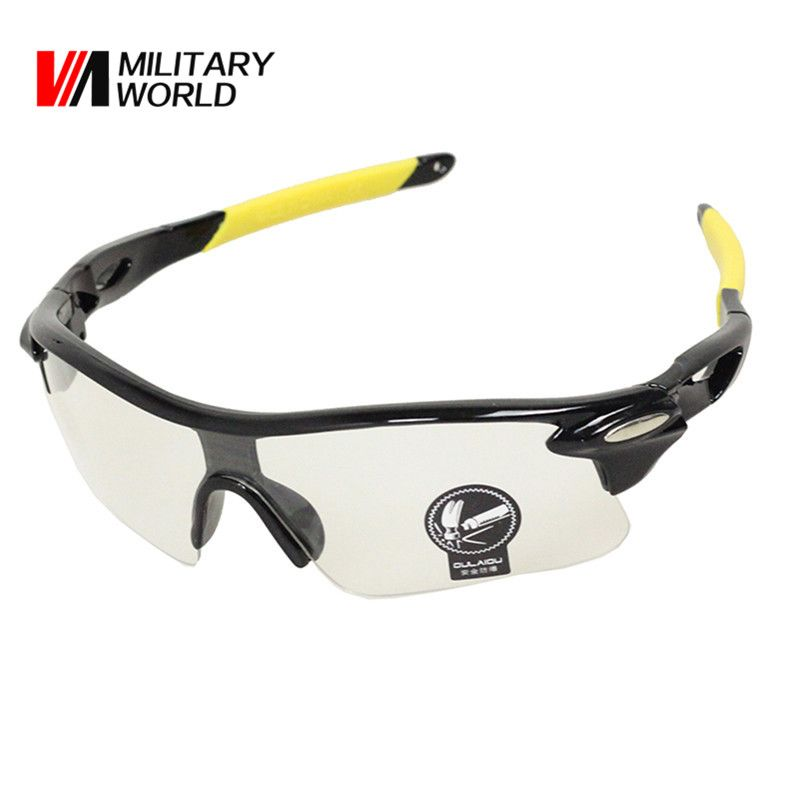 Men Suglasses Military Safety Glasses Tactical Army Anti-shock Goggles Outdoor Hunting Combat Wargame Anti-dust Goggles Gear