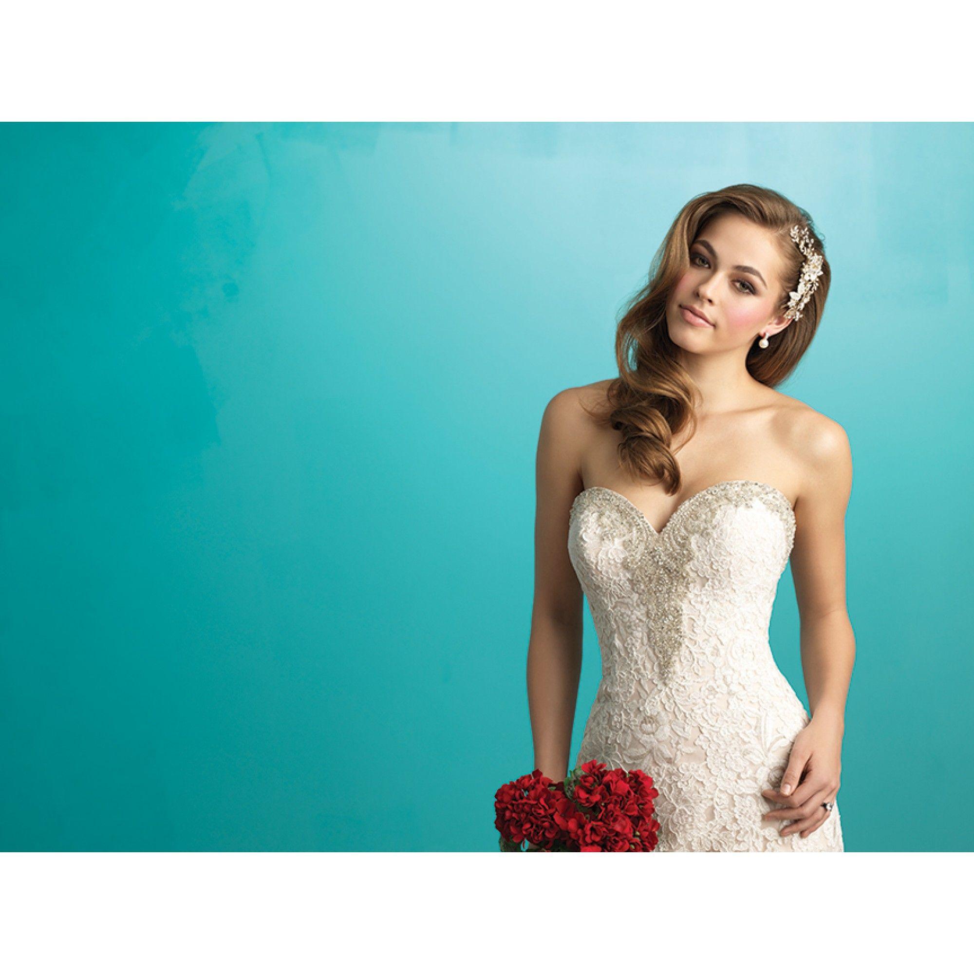 Allure Bridals 9266|Allure Bridal dress 9266|Allure 9266 ...