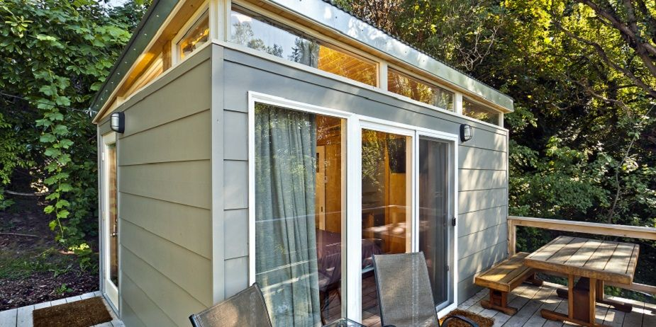 ModernShed Seattle WA USA Not your typical garden or storage