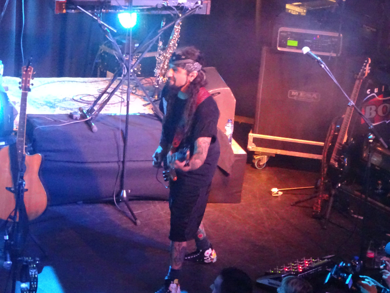 Neal Morse Band ft. Mike Portnoy on Bass Guitar!!!! at Boerderij,Zoetermeer 6-3-2015.Photo:Flemming