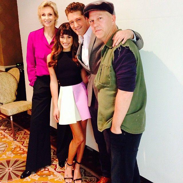 Lea Michele @Olivia Ribeiro Instagram photos | Webstagram