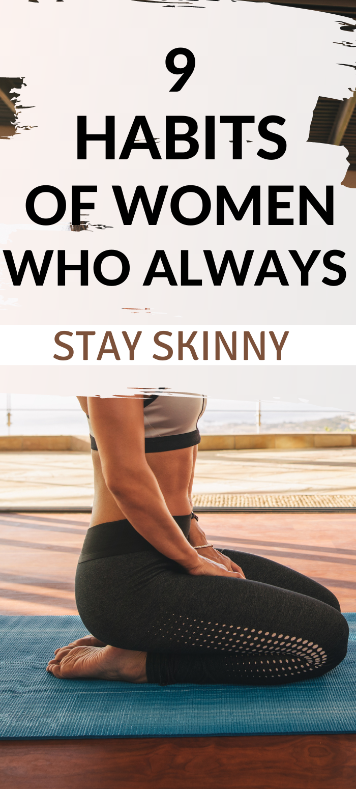 6 Habits Of Women Who Are Always Fit Fitness Gym Workout Tips Stay Fit