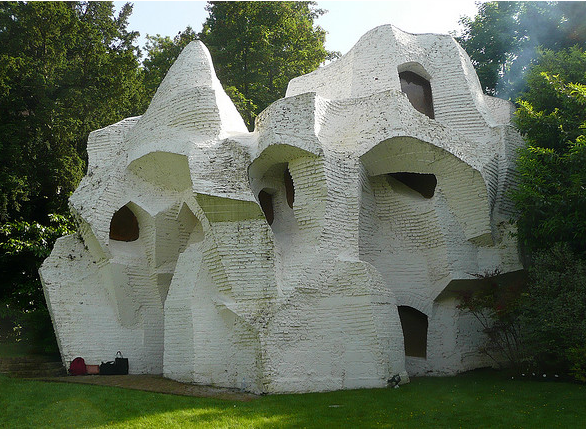 Atelier: Sculpture-habitacle