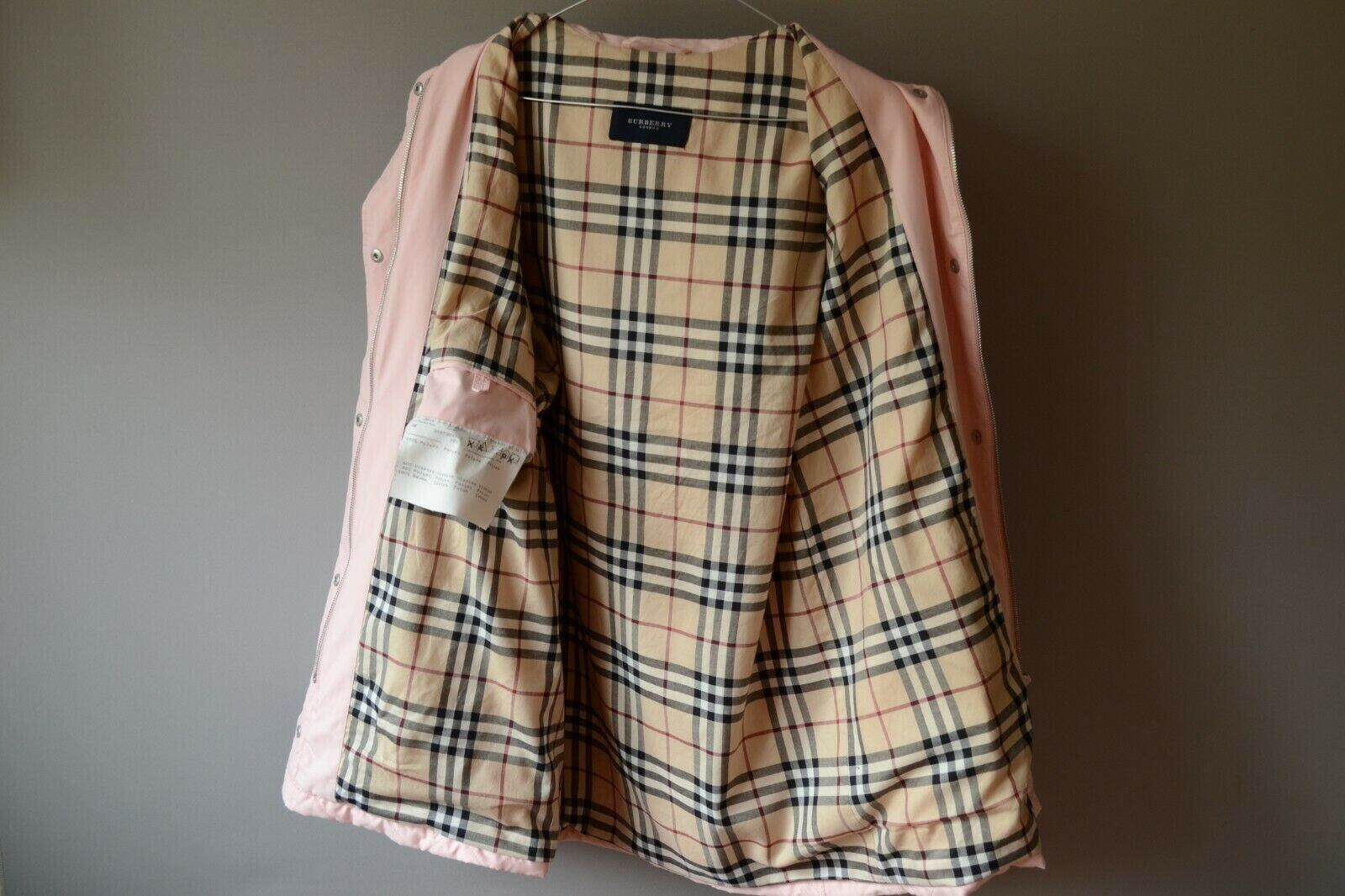 Women S Burberry London Quillted Pink Color Burberrys Etsy Burberry London Ladies Of London Vintage Jacket