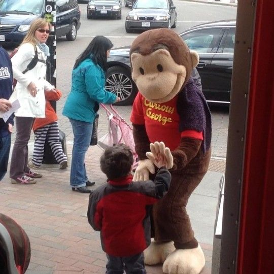 valentine's day storytime with curious george cambridge, Ideas