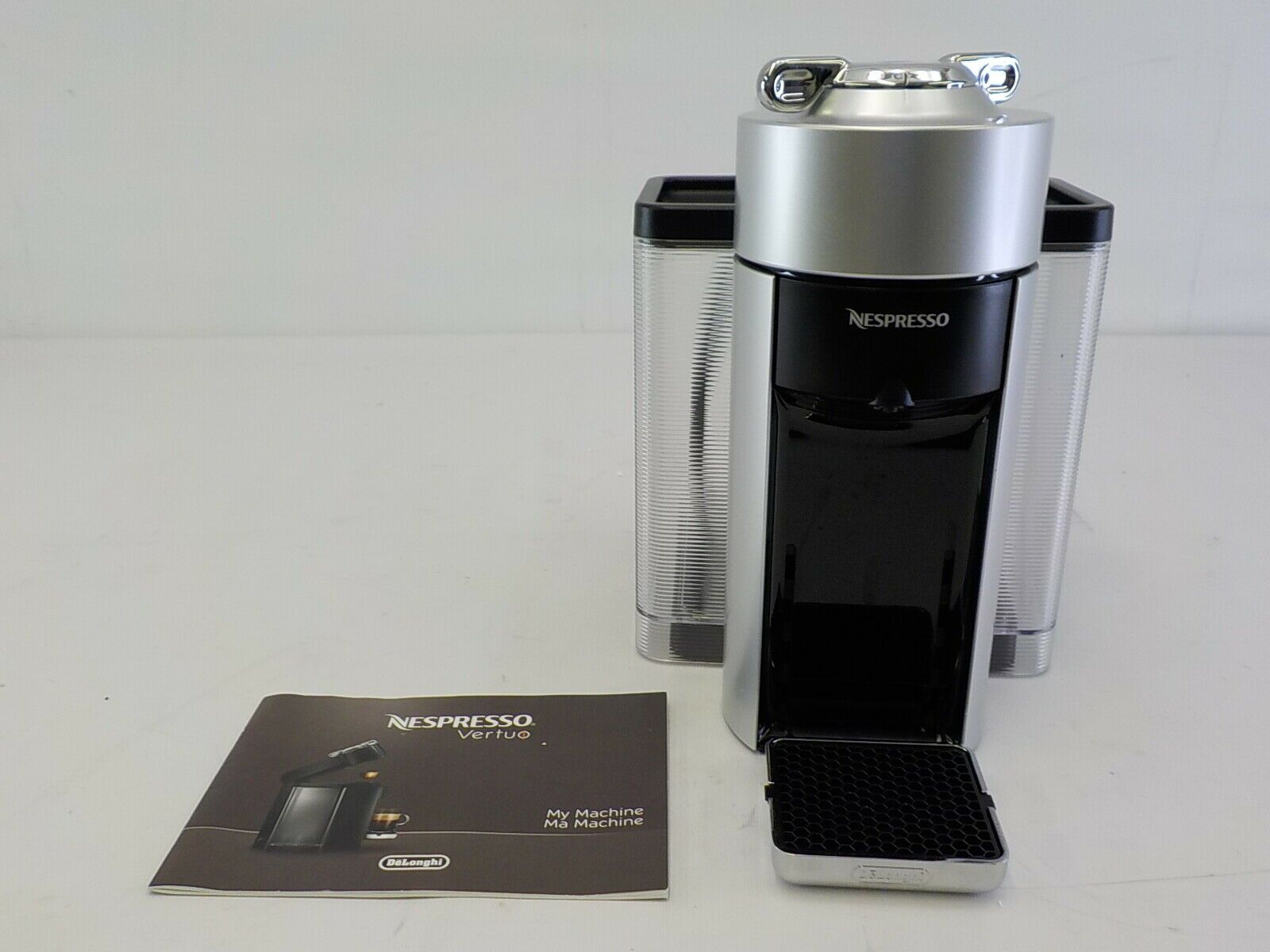 Nespresso by DeLonghi ENV135S Vertuo Evoluo Coffee and