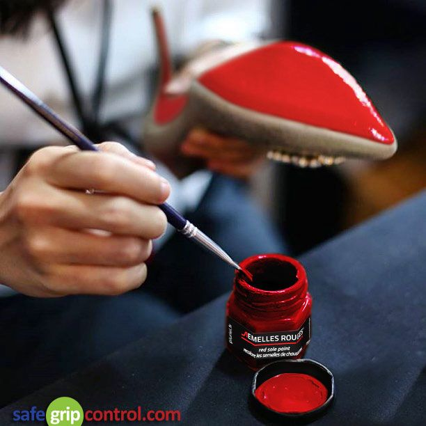 79d629e137dd The all new Red Sole Paint matching the exact vibrant red of your beloved  Christian Louboutin. Works for other shoes too!