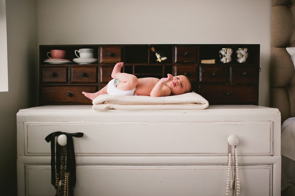 Cute bub, but loving the furniture set up! @Nick Evans   http://nickevansphoto.com/
