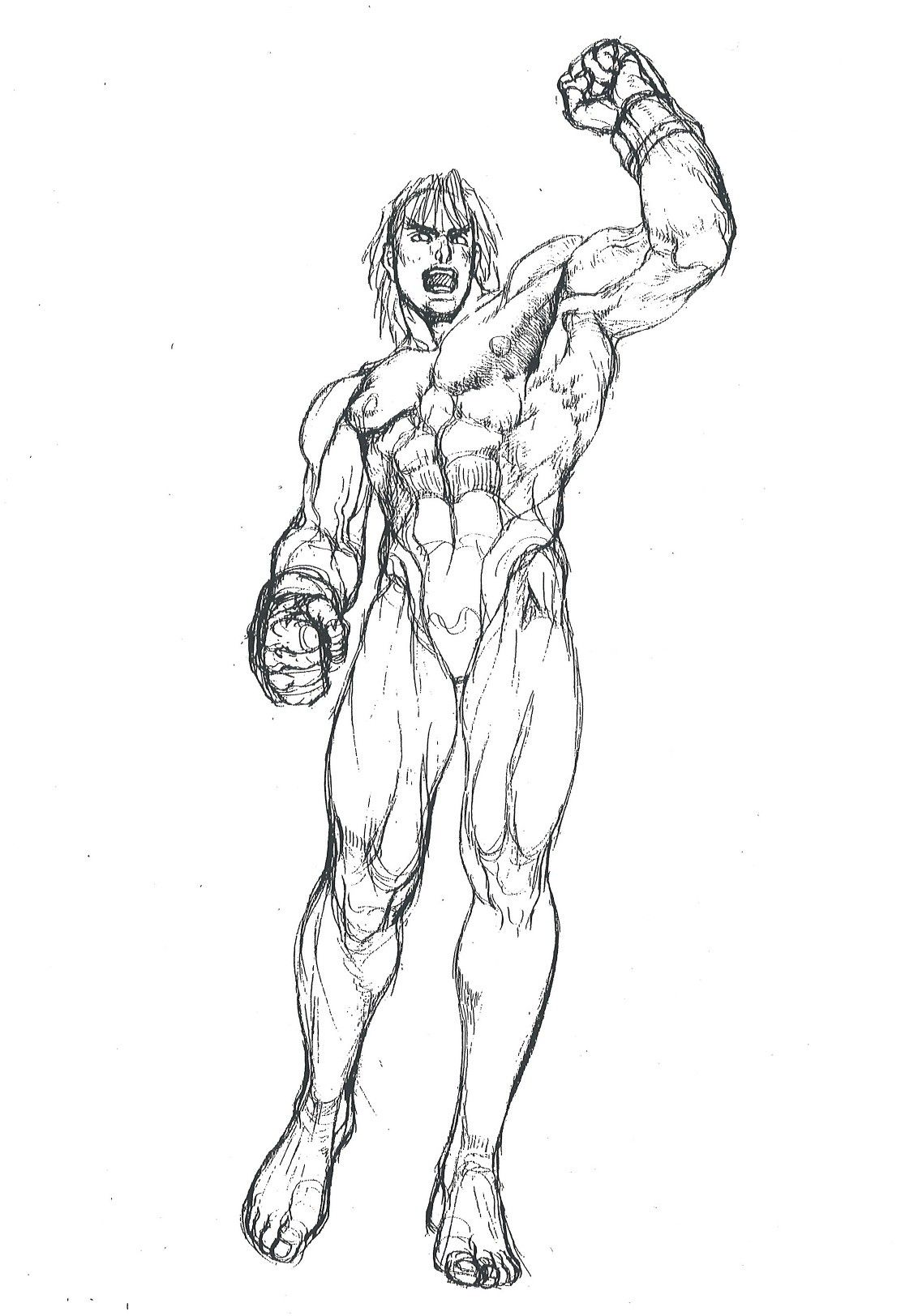 Capcoms Human Anatomical Reference For Artists Anatomy