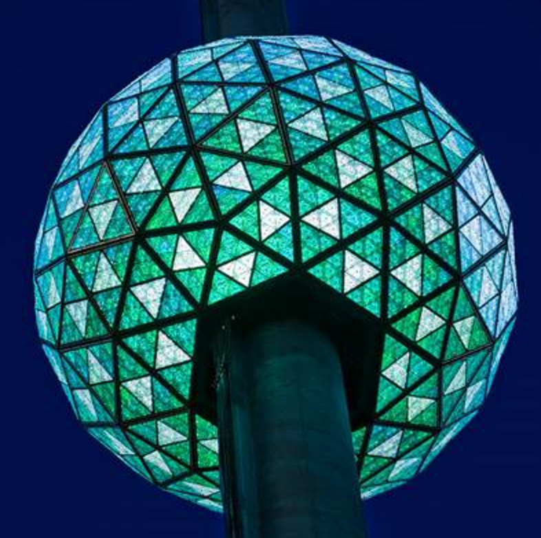 The Vast Meaning Behind The Times Square New Year S Eve Ball Times Square Ball New Years Ball Times Square Ball Drop