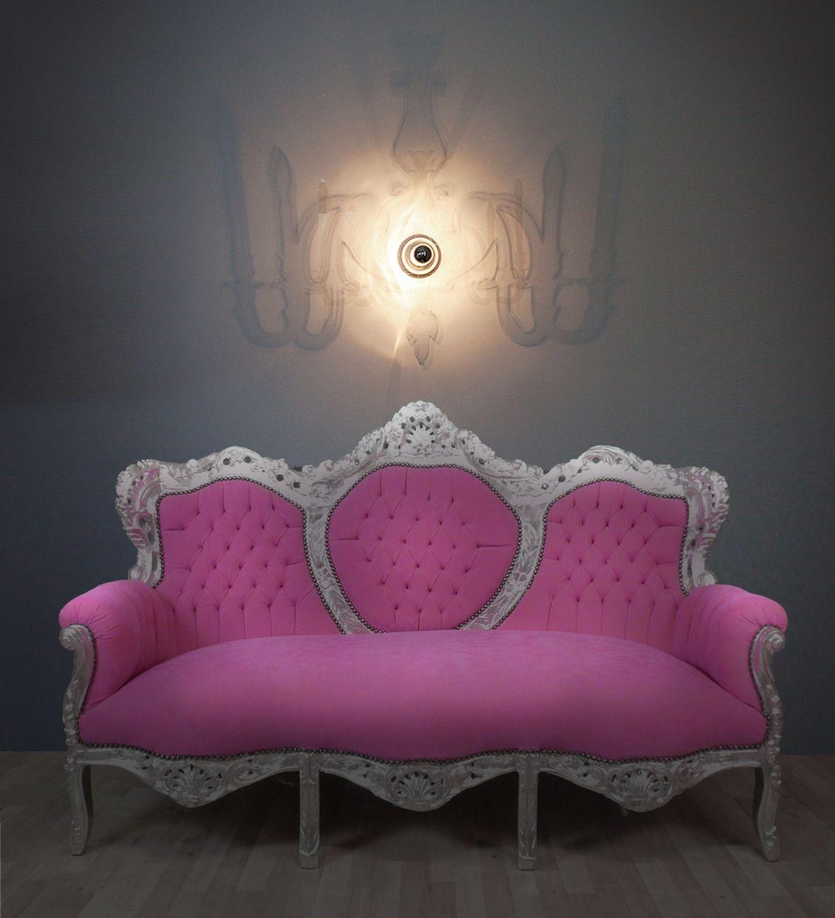 chandelier baroque applique lumineuse avec ombre port e. Black Bedroom Furniture Sets. Home Design Ideas