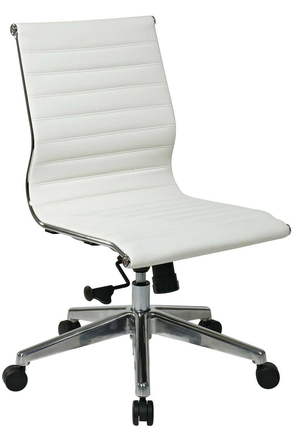 70 Armless Leather Office Chairs Executive Home Furniture Check More At Http