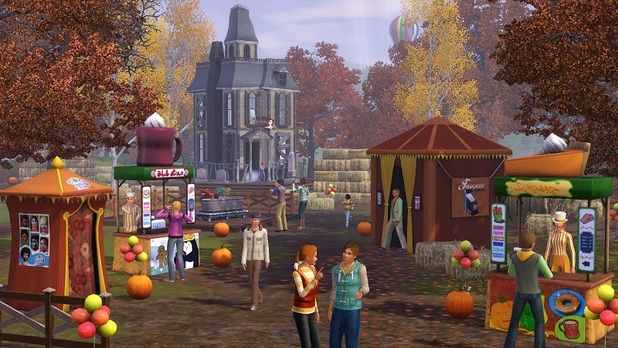 The good thing about SIMS 3 Seasons game is that it can apply or had applied the game in the real world. Let your world be like the world of SIMS 3 Seasons game. You can get this game through the SIMS 3 Seasons Crack.