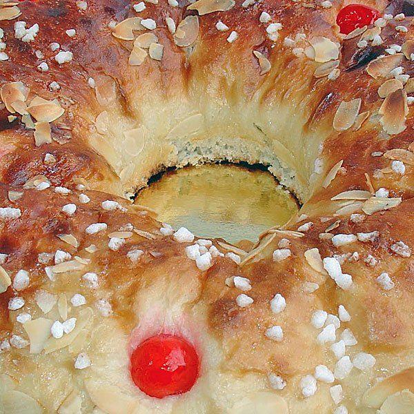 Roscón De Reyes Relleno De Trufa Sin Gluten Para Celiacos Roscón De Reyes Sin Gluten Postres Para Diabeticos