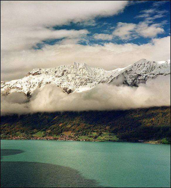 Lake Brienz - Brienzersee - Giessbach