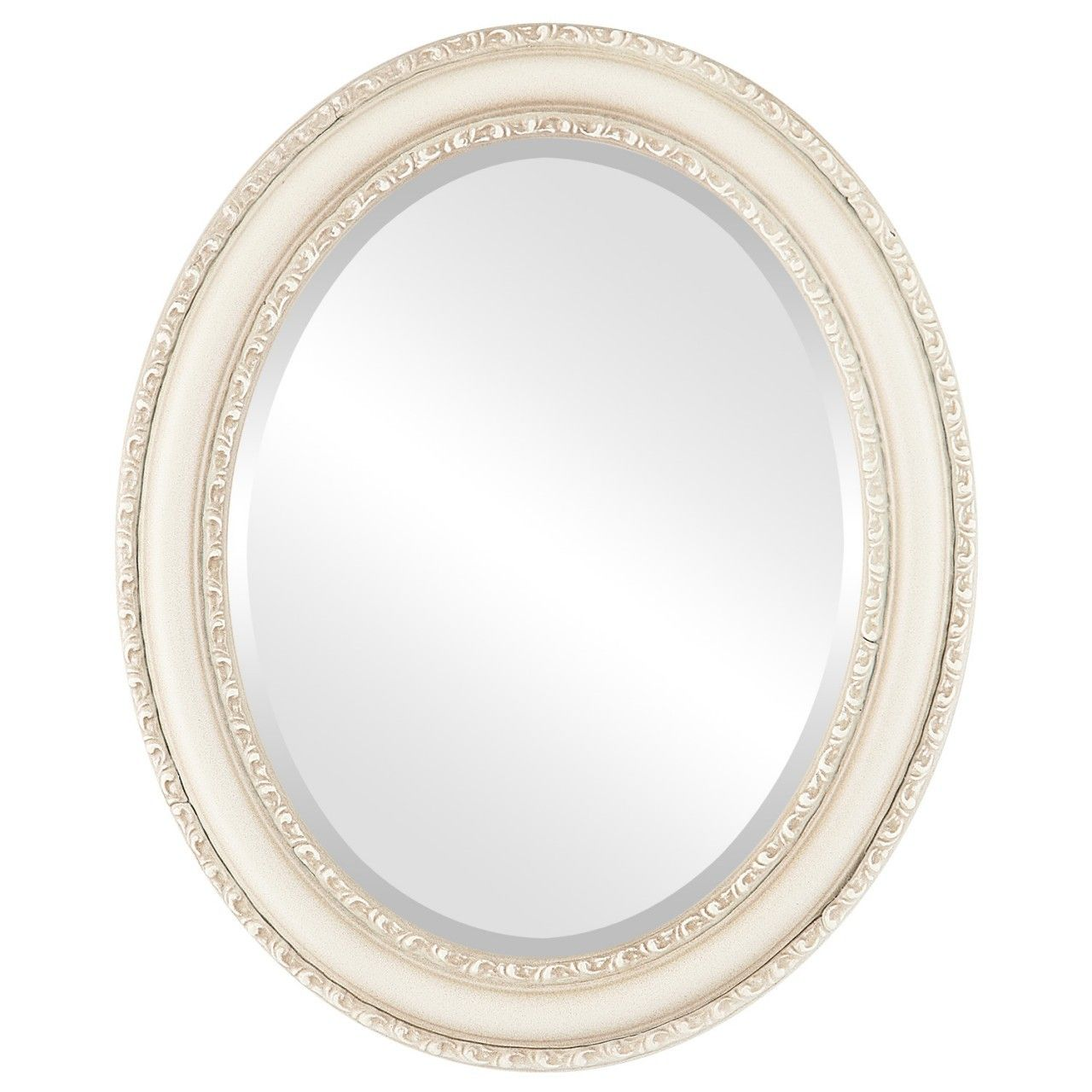 Victorian Frame Company - Discounted Framed Oval Mirror - Frame ...