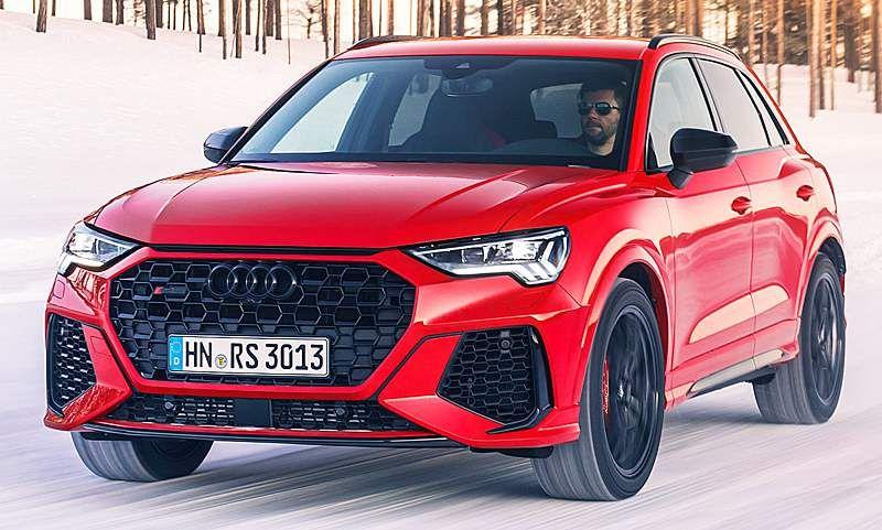 Neuer Audi Rs Q3 2020 Erste Testfahrt In 2020 Mit Bildern Audi Rs Audi Rs Q3 Autozeitung